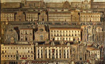 Palermo 1693: il terremoto, Rosalia