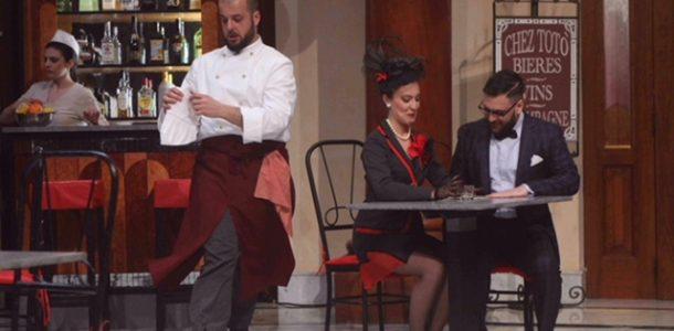 """Al Massimo """"Il duello alcomico"""", musiche di Paisiello"""