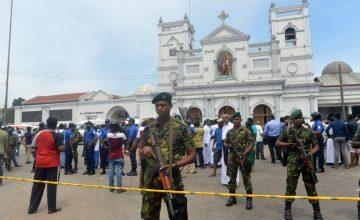 Attacco alla cristianità in Sri Lanka