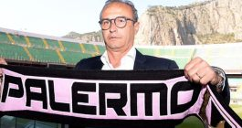 Pasquale, a Palermo col calcio champagne