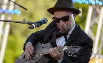 Umberto, chitarra palermitana nel mondo
