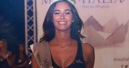 Serena, che valeva il titolo di Miss Italia