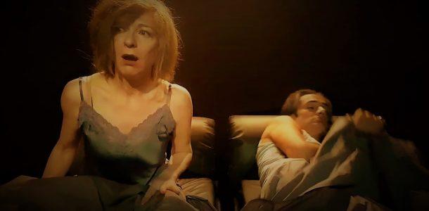 Catania, lui e lei di scena nella casa-fortino della paura