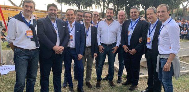 """Musumeci corre da Salvini: """"La Sicilia? Un campo profughi"""""""