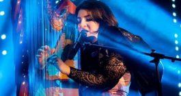 Giordana, che infiamma X Factor con l'arpa
