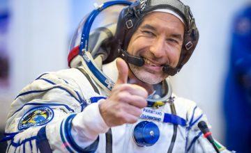 Luca, che passeggia per sei ore nello spazio