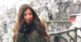 Laura, che studia nella Wuhan fantasma
