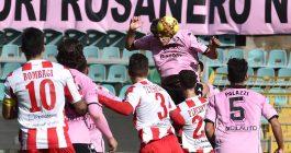 Il Palermo non sa più vincere: 1-1 col Teramo