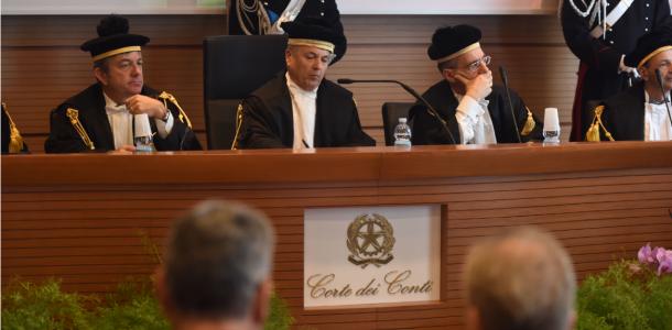 Toh, la Corte dei Conti scopre che esistono gli scandali