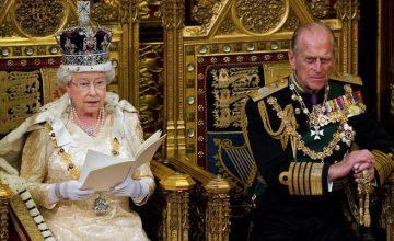 Morto il principe Filippo d'Edimburgo