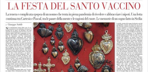 Un viaggio d'amore dopo il lockdown. Un sogno fatto in Sicilia