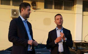 Il sottosegretario Molteni in Sicilia
